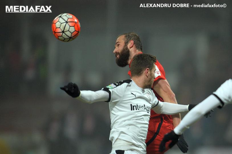 """And the Oscar goes to... Astra! Echipa """"actorului"""" Şumudică termină la egalitate cu Dinamo, 1-1 la Giurgiu, şi este campioana sezonului regulat"""