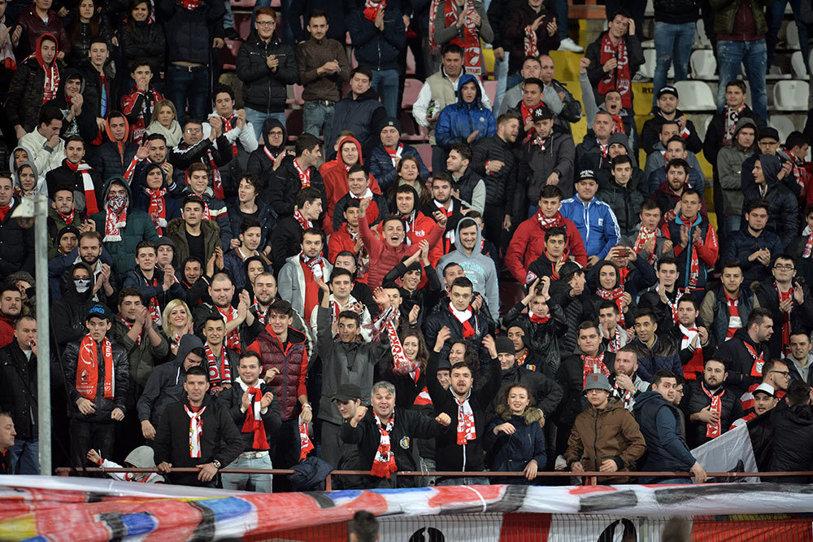 """Dănciulescu: """"Facem apel la suporteri să intre în stadion cu cel puţin o oră înainte de derby"""""""