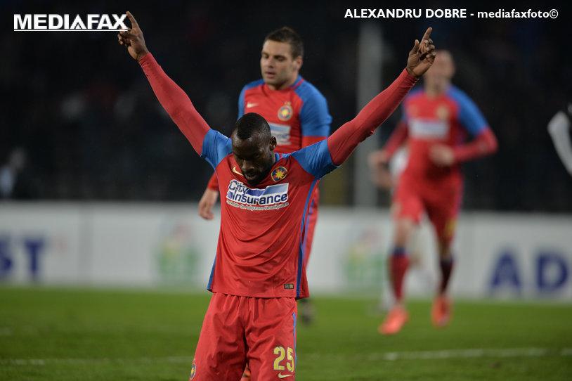 Long time no see! Tade a marcat după mai bine de 3 luni şi a decis meciul rezervelor. Steaua - Astra 1-0, în turul semifinalelor Cupei Ligii