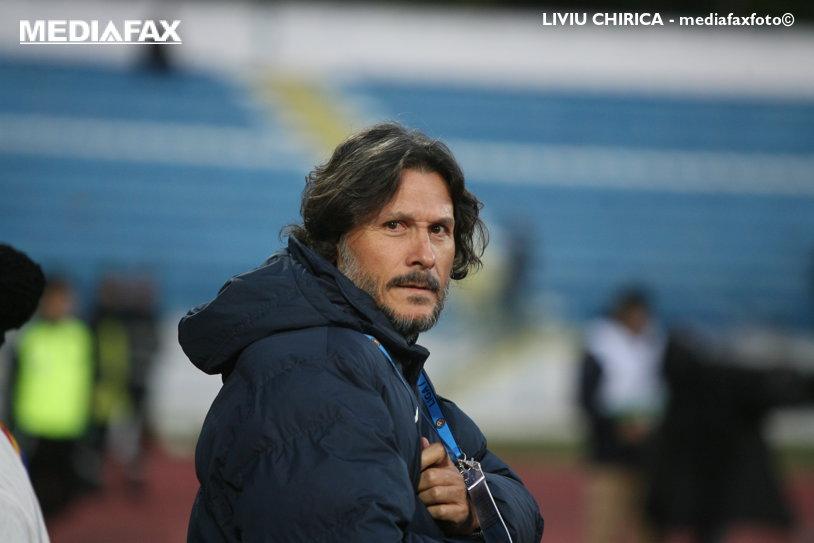 """Nicolo Napoli: """"Vrem să câştigăm la Ploieşti. Există o stare de supărare la nivelul jucătorilor"""""""