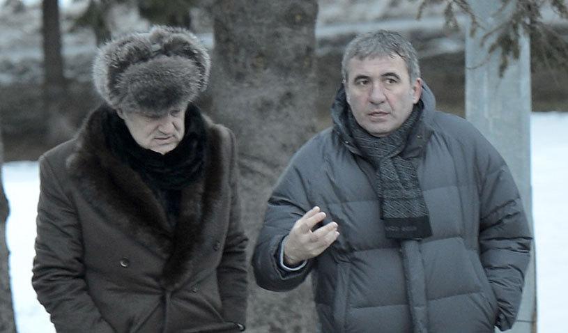 A gafat Gigi Becali când l-a dat afară sau blufează Gică Hagi? Declaraţia inedită a patronului Viitorului