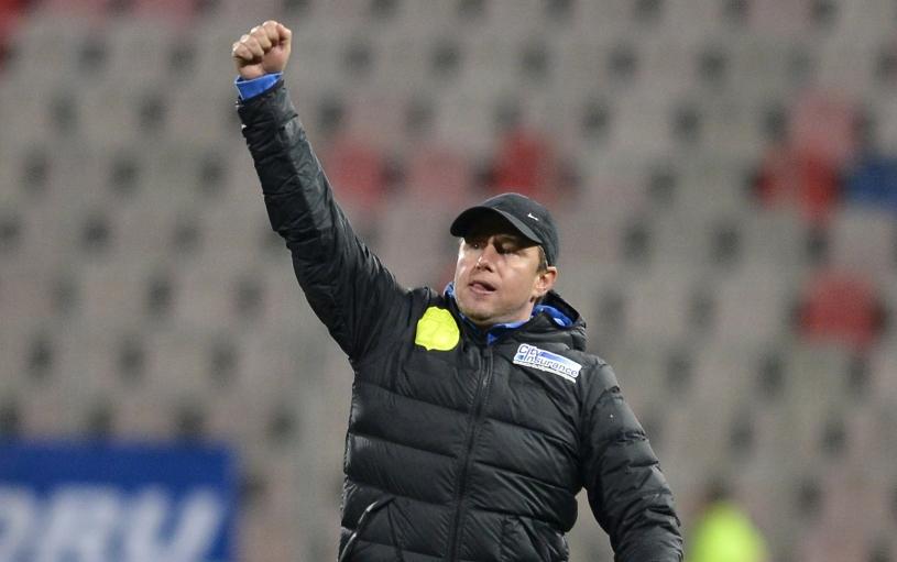 """Reghecampf îşi înţeapă patronul: """"Mă bucur foarte mult că am greşit pregătirea de iarnă. Trebuia să fie 5-0 cu Astra!"""". Când revine Marica"""