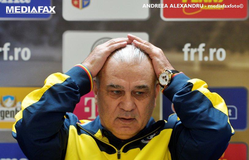 """LPF îi răspunde lui Iordănescu: """"Sperăm că selecţionerul nu caută scuze pentru un eventual eşec la Euro"""""""