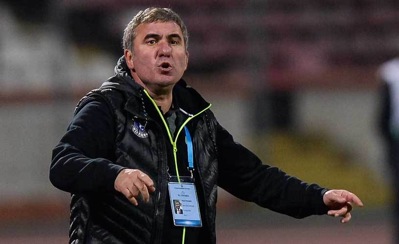 """Hagi, înaintea meciului cu Steaua: """"Am oferte şi o să mă duc să câştig în altă parte când va veni timpul!"""""""
