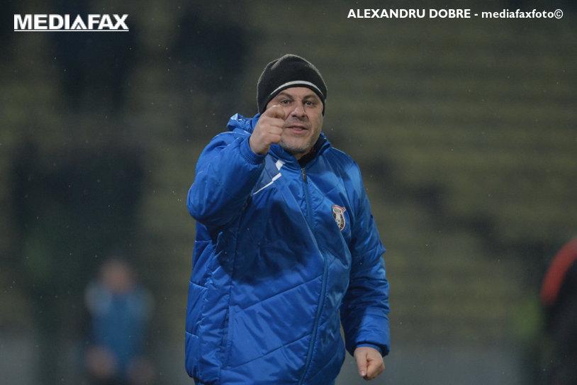 """Şumudică s-a supărat pe Anghel Iordănescu: """"Unii cu munca de jos, alţii cu caimacul!"""" Ce l-a enervat pe antrenorul Astrei"""