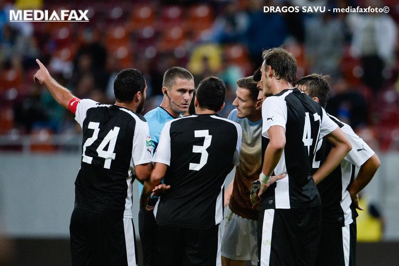 Ionel Ganea, paş uriaş în lupta pentru salvarea de la retrogradare | FC Voluntari - CFR Cluj 1-0