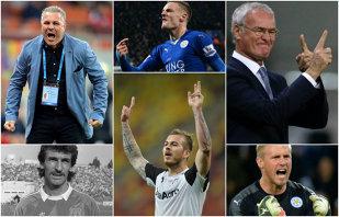 """""""Vulpile"""" din Giurgiu! Coincidenţe incredibile între Astra şi Leicester, campioana cu cotă 5000 din Anglia: portarii fii de legende, West Ham, Şumudică, Ranieri şi sărbătoare lângă TV"""