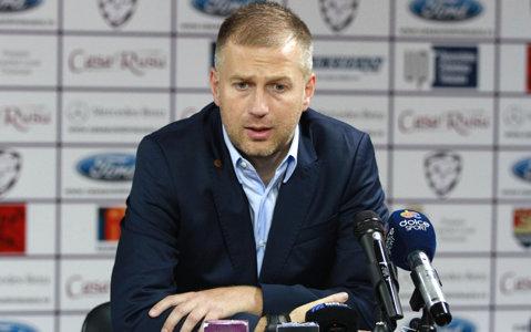 Pleacă Iordănescu de la Pandurii? CS U Craiova îl doreşte, antrenorul a promis că oferă răspunsul final după meciul cu Astra