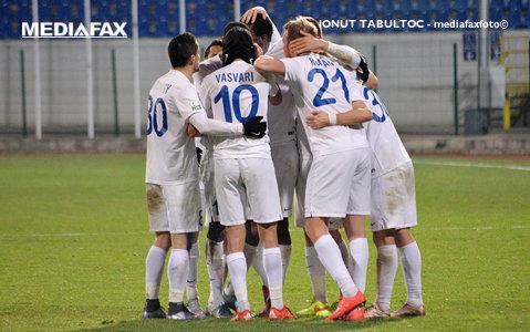 Deznodământ amânat! CSMS Iaşi  - FC Botoşani 1-1. Calificarea în Europa League se decide în ultima etapă