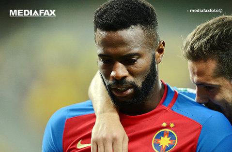 EXCLUSIV   Suma modică pe care a oferit-o PAOK pentru Fernando Varela. Gigi Becali a refuzat-o, dar negocierile rămân deschise. Câţi bani vrea patronul Stelei