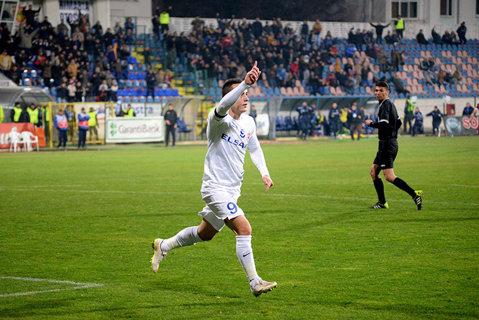 Mijlocaşul Petre Ivanovici a plecat de la Botoşani la FC Voluntari