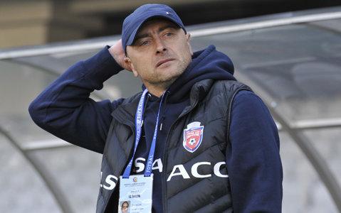 Leo Grozavu a plecat în cantonament cu FC Botoşani, dar nu a semnat noul contract