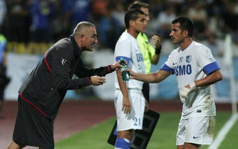 """Petre Grigoraş va semna cu Pandurii Tg. Jiu. Gorjenii confirmă venirea: """"În perioade dificile ne întoarcem la origini şi, în cazul nostru, la fotbalul spectacol"""""""