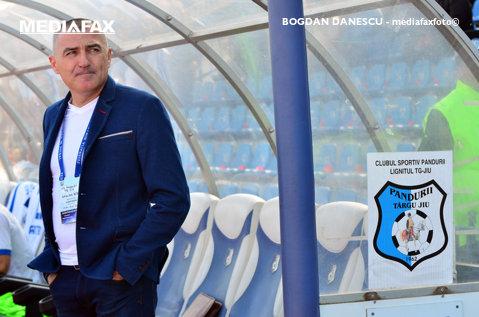 Egal pentru Grigoraş, la primul meci de la revenirea la Târgu Jiu. Pandurii - Osijek 0-0