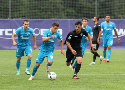 Ce victorie! CS U Craiova a învins cu 2-0 Zenit-ul lui Mircea Lucescu, într-un amical în Austria