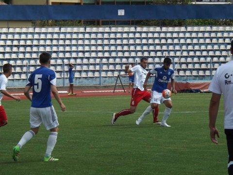 Ultimul test pentru gorjeni înainte de startul Ligii 1: Pandurii - CSM Râmnicu Vâlcea 2-0