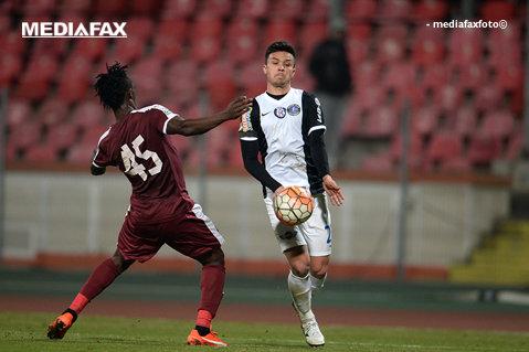 Hagi e primul lider al Ligii 1. Voluntari - Viitorul 0-1, după un meci decis de golul lui Gabi Iancu