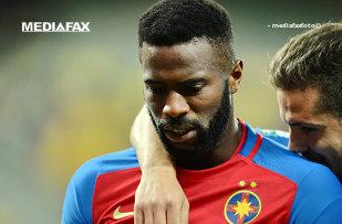 """Varela, mesaj de adio pentru fanii Stelei: """"Nu îmi vine să cred că s-a terminat!"""" Cel mai frumos moment trăit în România"""