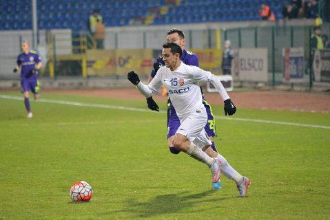 A impresionat în Liga 1, l-au vrut Steaua şi Astra, iar acum a plecat. Unde a ajuns Gonzalo Cabrera