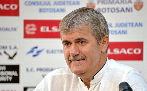 """FC Botoşani cere excluderea din play-off a echipelor aflate în insolvenţă: """"Ţinem acolo pe aceşti muribunzi care încasează mai mulţi bani din drepturile TV!"""""""