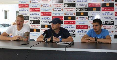"""Leo Grozavu: """"Vreau ca toată lumea să fie conştientă că nu va mai fi CFR-ul din ultima etapă a campionatului trecut"""""""