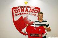 OFICIAL | Dinamo l-a transferat pe Daniel Popa de la Chindia: atacantul în vârstă de 22 de ani a fost unul dintre golgheterii echipei din Târgovişte