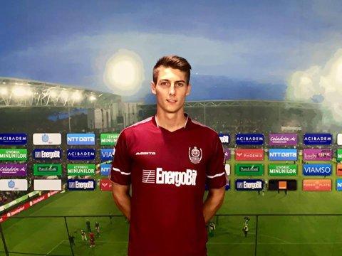 OFICIAL | Două transferuri realizate astăzi de  CFR Cluj