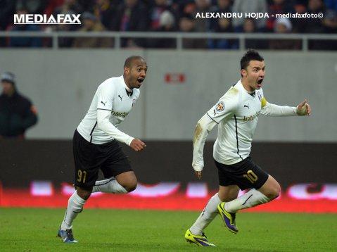 """Disputat de Astra şi Dinamo, Budescu e cu un pas în curtea Stelei! Becali: """"Îl iau orice ar fi! O fac pe barba mea, îmi place de el!"""""""