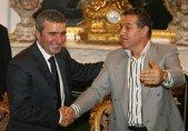 """Becali anunţă încă două transferuri de marcă! """"Îi fac lui Hagi o ofertă de nerefuzat!"""" Cei doi jucători doriţi de Steaua"""