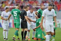 FOTO | Gafă uriaşă făcută de un club din Liga 1. Patru jucători au fost declaraţi DECEDAŢI pe site-ul oficial
