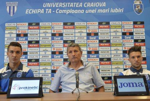 """Mulţescu: """"Meciul cu ASA este unul periculos!"""" Ce a spus despre transferul lui Sânmărtean la Pandurii"""