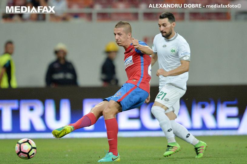 Un Achim te scapă de chin! Steaua - Concordia 1-0, după un meci decis de primul gol al mijlocaşului în tricoul vicecampioanei