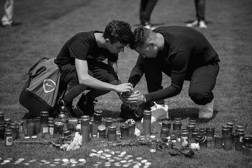 Presupusul criminal al suporterului dinamovist mort după derby-ul cu Steaua a fost reţinut şi a recunoscut altercaţia. Ce se ştie despre el