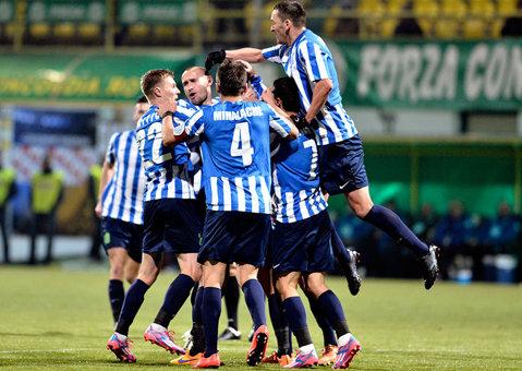 Concordia – CSM Poli Iaşi 0-0. Jucătorii lui Napoli rămân în partea de sus a clasamentului