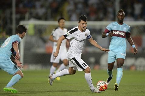 Budescu s-a întors cu gol. Reacţia mijlocaşului ofensiv după revenirea în Liga 1. Ce a spus despre transferul prietenului Alibec la Steaua