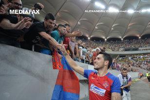 """Stanciu şi-a luat rămas bun de la Steaua: """"E o mândrie enormă pentru mine faptul că am putut să apăr culorile acestui club!"""" Mesajul pentru fani"""