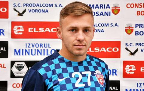 """Botoşani a descoperit un nou star după meciul cu ASA: """"Dacă face patru-cinci meciuri aşa, pe Golofca îl ia o echipă bună. E prea rapid!"""""""