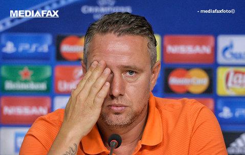 """Aganovic va lipsi cel puţin o lună! Reghecampf: """"Sunt accidentări de care au parte boxerii!"""" Ce spune despre jocul echipei"""