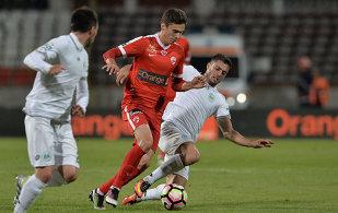 N-ai apărare, nu trebuie să ai pretenţii la titlu. Dinamo nu a putut să profite de înfrângerea Stelei. Dinamo - Chiajna 0-1. Suporterii au cerut demisia lui Andone