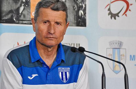 """Gheorghe Mulţescu, iritat de atitudinea steliştilor: """"Au aroganţa să ne jignească, nu ştiu de ce. Ne iau de sus"""""""