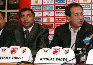 """Turcu ar dori să preia clubul de la Negoiţă: """"O să discut cu domnul Badea!"""" Buget uriaş pentru Dinamo"""