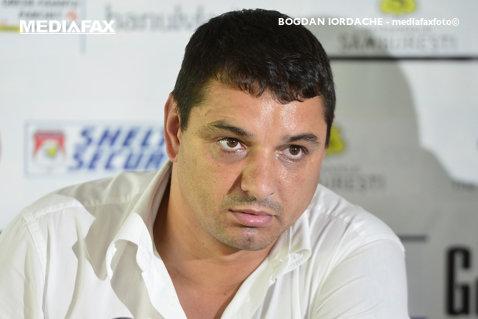 Ionel Ganea, aproape de revenirea în Liga 1. Cu ce echipă negociază