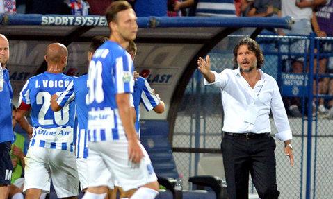 """Nicolo Napoli, nemulţumit de Cristi Balaj: """"Arbitrul s-a pus în careu şi aştepta să dea penalty pentru Astra""""   UPDATE Prunea e de altă părere: """"Nicolo nu s-a exprimat bine. Eu sunt mulţumit de arbitraj"""""""