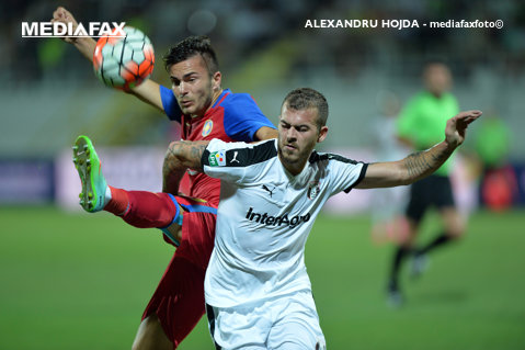 """Marius Şumudică a confirmat transferul lui Denis Alibec la Steaua: """"M-a sunat aseară şi mi-a spus că semnează! Am o stare deplorabilă..."""""""