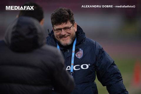 """Profesorul Pustai a dus Gazul pe loc de play-off, după 1-0 cu Voluntari: """"Puteam câştiga mult mai clar, dar bara nu a ţinut cu noi"""""""