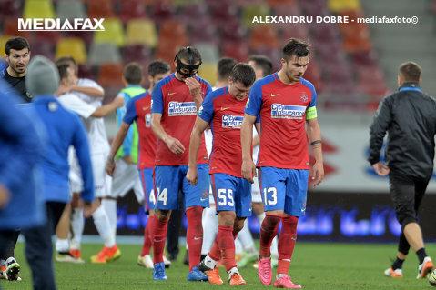 """Presiune imensă pe Steaua! """"E o echipă de Divizia B! Dacă nici p-ăştia nu-i batem...!"""""""