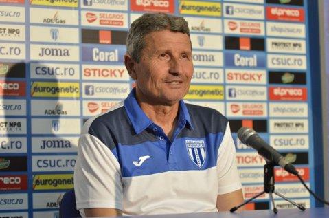 """Craiova a ratat şansa de a egala Steaua. Reacţia lui Mulţescu: """"E aglomeraţie mare în lupta pentru titlu"""""""