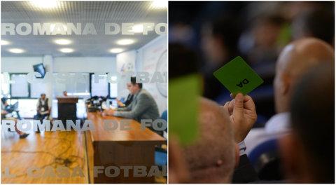 """Regula """"celor 10%"""" a fost votată azi la FRF! Becali ameninţă cu Tribunalul. Ce vor fi obligate cluburile din România să facă"""