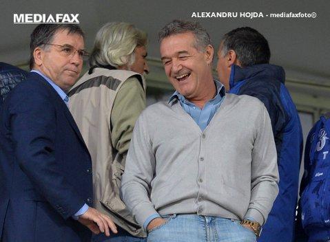 """Refuz categoric pentru Becali: """"Să mi se rupă picioarele dacă mă voi duce la Steaua!"""""""