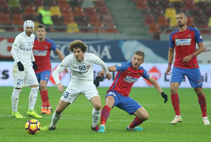 Nu le pasă! Steaua a remizat cu FC Botoşani, scor 0-0, dar rămâne liderul Ligii 1. Meciul care a amintit de discursul lui Gheorghe Hagi